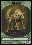Wolf TOKEN 2/2 - Magic 2010