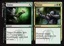 Status // Statue - Guilds of Ravnica