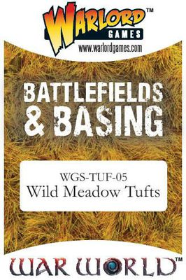 Warlord Games Wild Meadow Tufts
