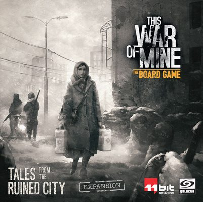 This War of Mine Tales From Ruined City (PREORDER)