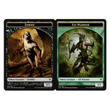 Elf Warrior TOKEN 1/1 // Zombie TOKEN 2/2 - Commander 2016