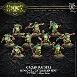 Minion Croak Raiders