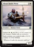 Abzan Battle Priest - Iconic Masters