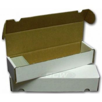 Cardbox for Storage, 1000