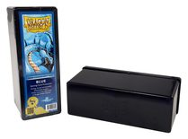 Dragon Shield Deck Box, 4 Compartment, Blue