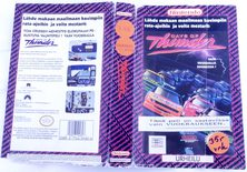 Days of Thunder (Original YAPON Rental Cover Paper)