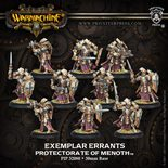 Protectorate of Menoth Exemplar Errants Unit
