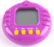Digi Pets Electronic Virtual Pet Game Purple