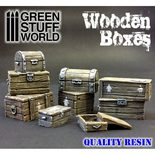GSW Wooden Boxes