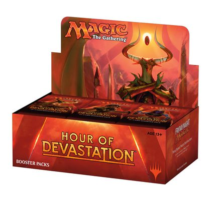 Hour of Devastation Booster Display Box