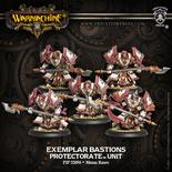 Protectorate of Menoth Exemplar Bastions