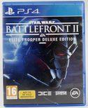 Star Wars Battlefront II - PS4