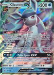 Glaceon GX 39/156 - Sun & Moon Ultra Prism
