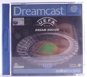 UEFA Dream Soccer - Dreamcast