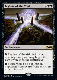 Leyline of the Void - Core 2020