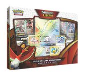 Pokemon Shining Legends: Premium Powers Collection Box