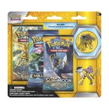Pokemon Collector's Pin 3 Pack Blister: Raikou