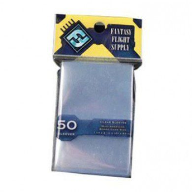 FFG Boardgame Sleeves 41x63mm (Size: Yellow, 50pcs)