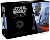 Star Wars Legion AT-ST Unit Expansion
