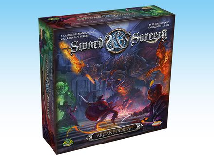 Sword & Sorcery: Arcane Portal Expansion (PREORDER)