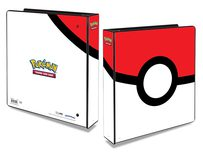 Ultra Pro Collector's Album Pokemon Binder: Pokeball