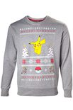 Pokemon Sweater Pikachu Christmas (Size S)