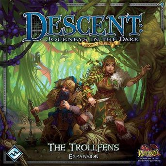 Descent (2nd Ed): Trollfens