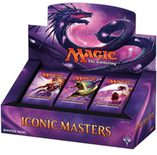 Iconic Masters Booster Display Box