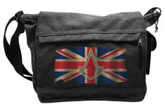 Assassin's Creed Messenger Bag: Union Jack