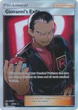 Giovanni's Exile Full Art 67/68 - Sun & Moon Hidden Fates