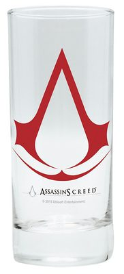 Assassin's Creed Glass: Logo