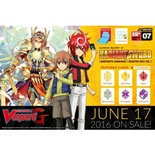 Cardfight Vanguard G Set 7: Glorious Bravery of Radiant Sword Booster