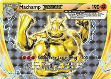 Machamp Break 60/108 - X&Y Evolutions