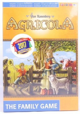 Agricola Family (FI/SV/DK/NO)