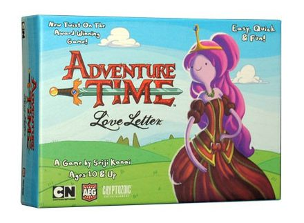 Love Letter: Adventure Time Boxed Edition