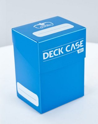Ultimate Guard Deck Box, 80+ Royal Blue