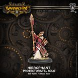 Protectorate of Menoth Hierophant Solo/Warcaster Attachment
