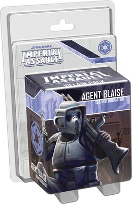 Star Wars Imperial Assault: Agent Blaise Villain Pack