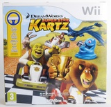 DreamWorks Super Star Kartz Game And Wheel Bundle