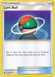 Lure Ball 138/168 - Sun & Moon Celestial Storm