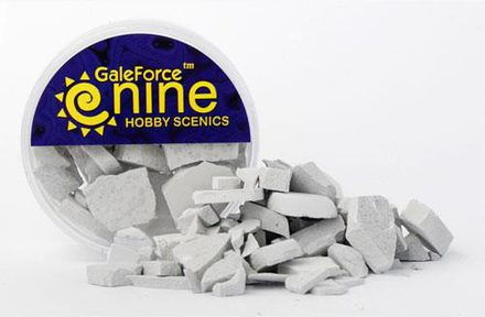 Gale Force Nine: Concrete Rubble Mix