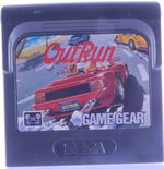 Out Run - Game Gear
