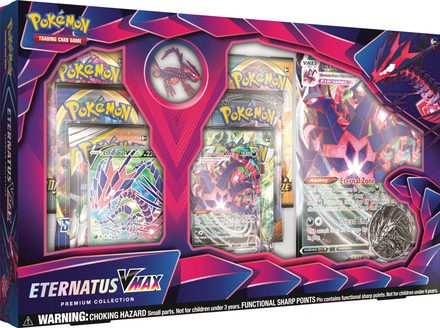 Pokemon Eternatus VMAX Premium Collection (PREORDER)