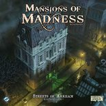 Mansions of Madness 2nd Edition: Streets of Arkham (PREORDER)