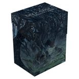 Ultimate Guard Deck Case Lands Edition II, Swamp 80+