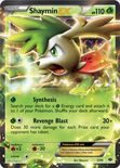 Shaymin EX 5/99 - Black & White 4: Next Destinies