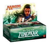 Battle for Zendikar Booster Display Box