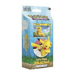 Pokemon Let's Play, Pikachu! Theme Deck