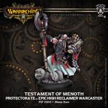 Protectorate of Menoth Epic Warcaster Testament of Menoth