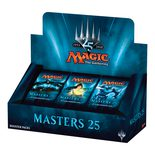 Masters 25 Booster Display Box
